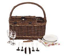 Picknickkorb Essex für 2 Personen, B 41 cm