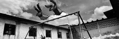 Teens in prison in Nicaragua. Now, End juveniles prosecuted as adults in US. They are children. Someone's child. A child.