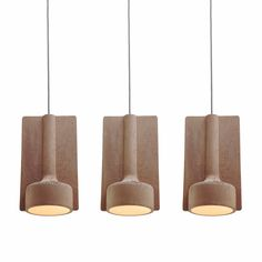 """""""MOLD"""" lamps for Ligne Roset. Design by Kateryna Sokolova. #ligneroset #lamp #design #concrete #immcologne2017 #immcologne #concrete #productdesign #katerynasokolova #sokolovadesign #ukrainiandesign #maisonetobjet2017 #maisonobjet #lighting #homedecor"""