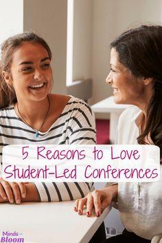 Student-led conferen