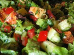 Salade libanaise