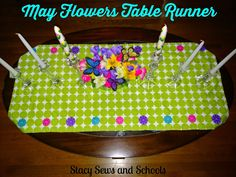 Stacy Sews and Schools: Blog with Friends - May Flowers