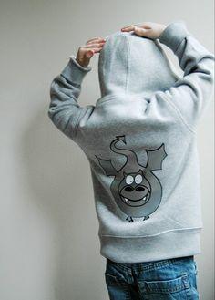 Kids hoody - Mamashirts.nl
