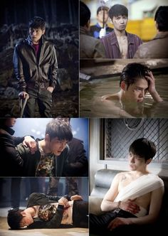 """Viewers of """"Triangle"""" Like Seeing Kim Jaejoong Get Roughed Up?"""