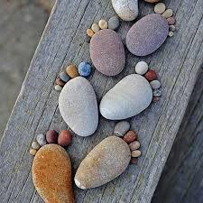 Resultado de imagen de piedras pintadas a mano de animales
