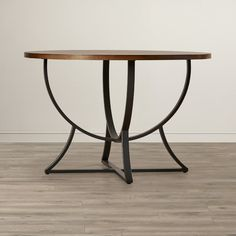 Found it at Wayfair - Sunlight Spire Dining Table