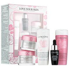 Love Your Skin Protect Your Skin - Lancôme | Sephora Skin Care Routine Steps, Skin Care Tips, Love Your Skin, Good Skin, Sephora, Beauty Tips And Secrets, Givenchy Beauty, Makeup Gift Sets, Perfume