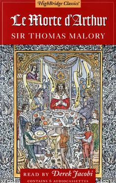 Malory - English writer known for this book about King Arthur; Sir Thomas Mallory; Born Warwickshire, England
