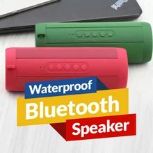 Waterproof Bluetooth Speaker – EveHousehold Waterproof Bluetooth Speaker, Surround Sound, Loudspeaker, Led Flashlight, Noise Cancelling, Tech Support, Speakers