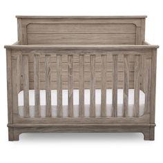 Simmons Kids Slumbertime Monterey 4-in-1 Convertible Crib : Target