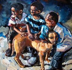 Wilko Roon Art South African Art, Crafts, Painting, Beautiful, Artists, Manualidades, Painting Art, Paintings, Handmade Crafts