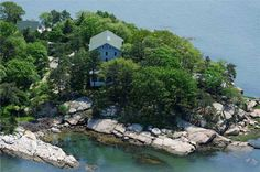 Thimble Islands : Pot Island Home Tech, Prefab, Connecticut, Tiny House, Thimble, Real Estate, River, Islands, Architecture