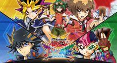Orends: Range: Yu-Gi-Oh! Arc-V Tag Force Special PSP Game Additional Details Revealed