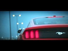 The Road Awaits - The New Ford Mustang Is Coming To Europe