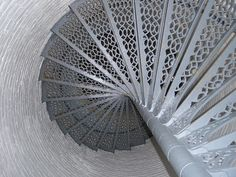 kenosha, wisconsin lighthouse stairs