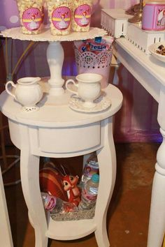 Mesa #decoración #fiestainfantil #princesa #sofia