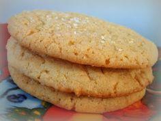 A Feast for the Eyes: Martha Stewart's Old Fashioned Sugar Cookies