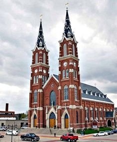 The Basilica of St. Francis Xavier is the Catholic parish for the residents of Dyersville, Iowa. It is one of 70 basilicas in the United Sta...