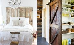 Rustic Inspiration: 11 Sliding Barn Door Designs
