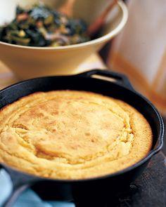 Skillet Cornbread - Martha Stewart Recipes