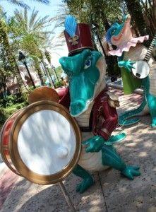 Disney's Port Orleans Resort - French Quarter - Disney From The Twenty-Something: Best Resort Pools At WDW - www.wdwradio.com