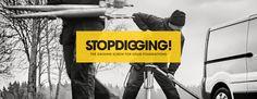 Stop Digging! | Waltons Sheds