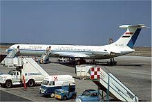 Ilyushin Il-62 - Wikipedia, the free encyclopedia