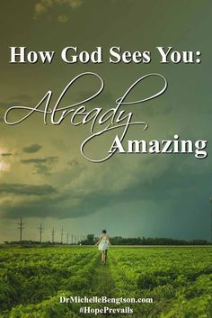 """Have you ever asked God or wondered, """"What am I doing wrong?"""" I have. His answer surprised me. Read more to find out what God revealed about how He sees me and you."""