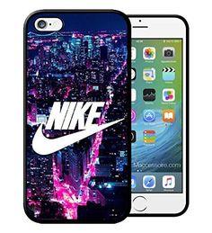 Coque Iphone 7 Nike Just Do It New York Etui Housse Bumper: Coque en plastique resistant accès à toutes les fonctions de votre telephone