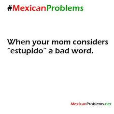Mexican Problem #8642 - Mexican Problems