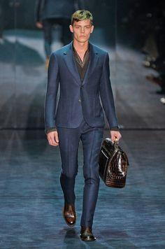 Défile Gucci Homme Automne-hiver 2012-2013 - Look 6