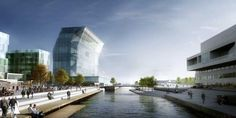 Renderings of Oslo's new Munch Museum Photo: Mir/Herros Arquitectos via e-artchitect