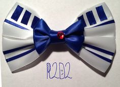 R2-D2 Bow from Enchanted Wares Boutique