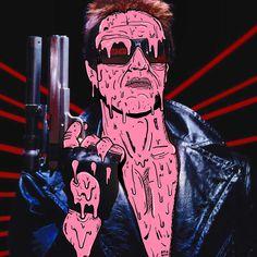 El Hefe +:) #terminator #arnoldschwarzenegger #illgrimethisoneoverandoveragain…