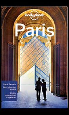 Lonely Planet Paris city guide - Eiffel Tower and Western Paris has a timeless familiarity for visitors, with architectural icons, exquisite cuisine, chic boutiques and priceless artistic treasures.  Lonely Planet will get you to the heart of Paris, with ama http://www.MightGet.com/january-2017-12/lonely-planet-paris-city-guide--eiffel-tower-and-western.asp