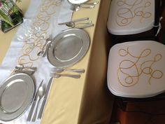 Así se verán nuestras mesas!!