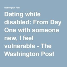 dating someone who has a disability dating satanist