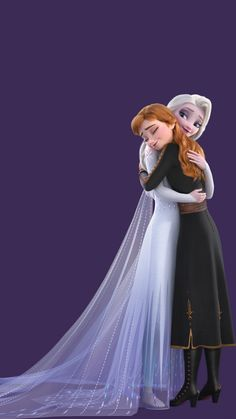 15 new Frozen 2 HD wallpapers with Elsa in white dress and her hair down - desktop and mobile Disney Rapunzel, Princesa Disney Frozen, Disney Frozen Elsa, Disney Princess Pictures, Disney Princess Drawings, Disney Princess Art, Disney Pictures, Princess Anna Frozen, Frozen Elsa And Anna