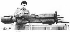 Aliens - Sulaco Spacecraft