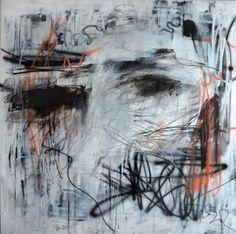 "Saatchi Art Artist Marie-José Domenjoz; Painting, ""Untitled 2"" #art"