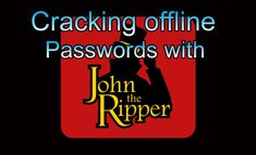 John the Ripper – Pentesting Tool for Offline Password Cracking to Detect Weak Passwords – Cyber Security Password Cracking, Security Service, Data Protection, Web Application, Cool Tools, Read More, Cyber, Coding, Programming