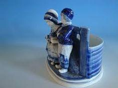 Antik Delft Porzellan