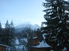 #Pensjonat Willa 5 Dolin - #Zima #Zakopane