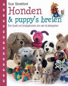 Unieke en leuke ideeën voor iedereen Dol op honden? En op breien? Dan is dit boek echt wat voor jou! Brei je eigen beste vriend, vol karakter en hondencharme. Honden & puppy's breien besc…