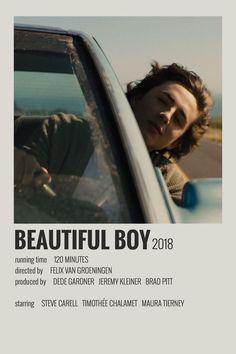 Alternative Minimalist Movie/Show Polaroid Poster - Beautiful Boy - Iconic Movie Posters, Minimal Movie Posters, Iconic Movies, 80s Movies, Indie Movies, Comedy Movies, Film Polaroid, Polaroids, Room Posters