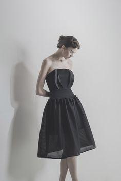 Venus of CURVE Strapless Dress Formal, Formal Dresses, Fashion Portfolio, Fall Winter 2015, Feminine Style, Venus, Ready To Wear, Cocktail, Mood