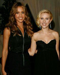 Scarlett Johansson ☆ Jessica Alba