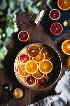 Obrátený pomarančový koláč   The Story of a Cake