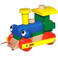 Krásné dřevěné hračky Woody, Bino, Vilac, BigJigs. Vláčkodráhy, domečky pro panenky, kuchyňky, motorické hračky, tahací zvířátka, puzzle, houpací koně - VŠE NA FEEDO.CZ >> #ad #drevenehracky