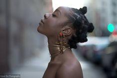 Hot Shots: See Amazing Natural Hair Beauty Headshot By Joey Island Boi   FashionGHANA.com: 100% African Fashion